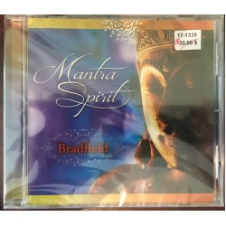 CD - Mantra Spirit - Bradfield