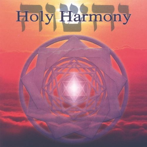 CD Holy Harmony - J. Goldman & S. Benson