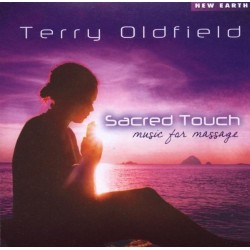 CD Sacred Touch - Terry Oldfield
