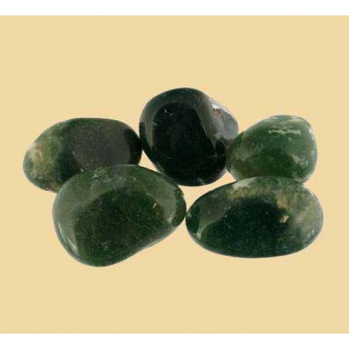 Pierre Agate Mousse Verte (Green Moss Agate)